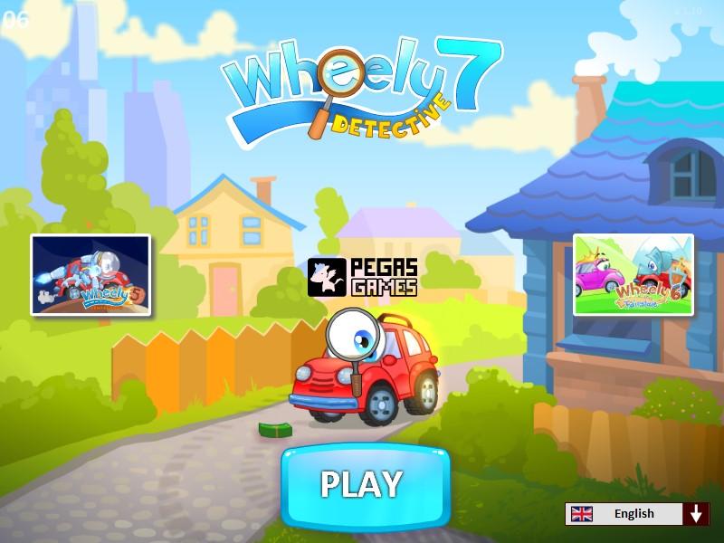 Машинка вилли 7 уровень игра